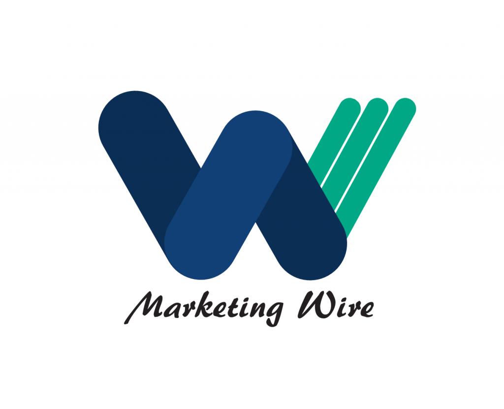 Marketing wire logo