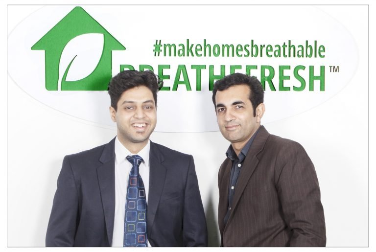 """BreatheFresh"" : Make our breathing spaces cleaner and healthier"