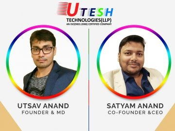 """Utesh Technologies"" A One Stop Destination For All Your Legal , IT and Manufacturing needs First time Ever in Bihar"