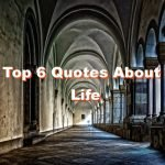 Top 6 Quotes About Life