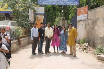 Menstruation awareness and sanitary napkin distribution event by NARII Foundation