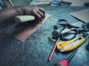 """Meet this Delhi based Fashion Brand start-up """"TUGHARNESS"""", reinventing the concept of crafting leather products through online marketing without any physical store and reducing the cost of Luxury Leather products."""