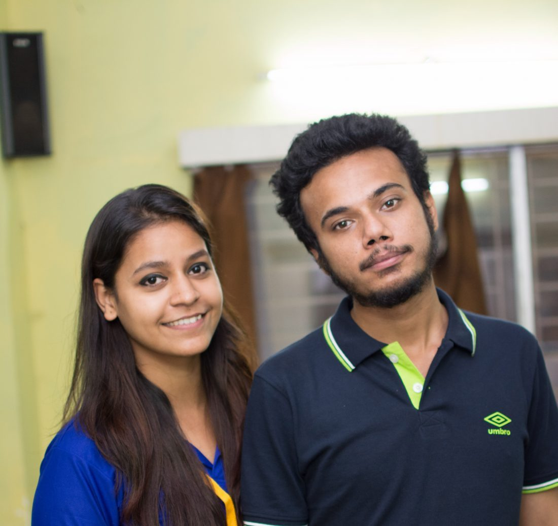 This couple is mentoring youths – To transform job seekers into job creators