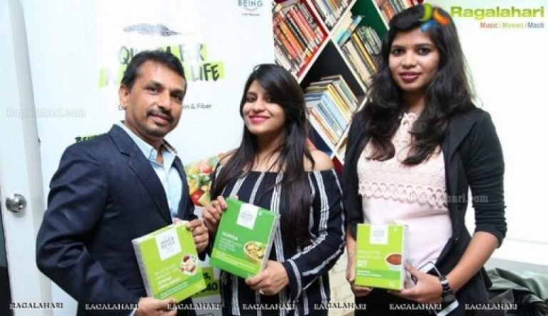 Singapore based CCube Angels Network Invests in Inner Being – Hyderabad based fastest growing Nutri-food startup