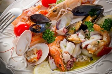 seafood in norway