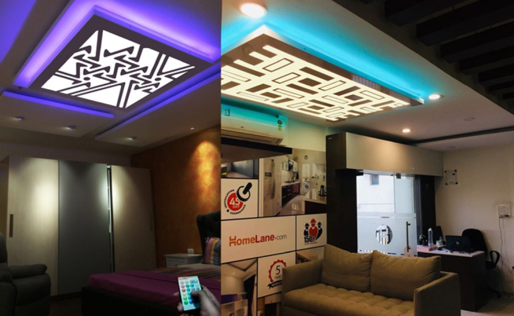"""MyCeiling"" one of the pioneer false ceiling design manufacturer in India"