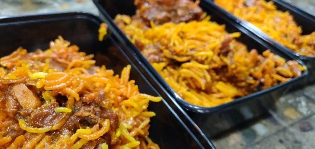 The Biryani Kitchen :Get authentic and delicious biryanis at your doorsteps.