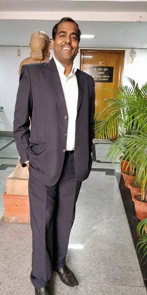 Co-Founder and CEO–  Mr. Kumar Amar Jamdhiar
