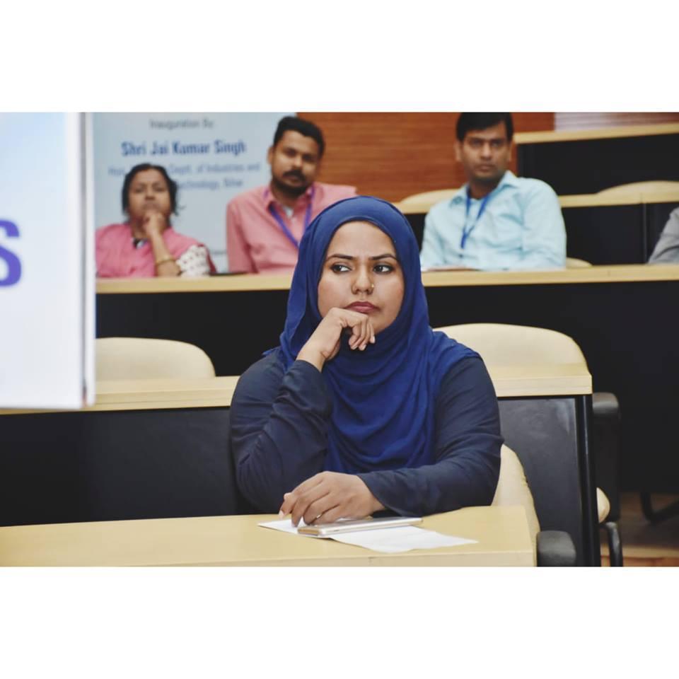 Ms Shazia Quaiser