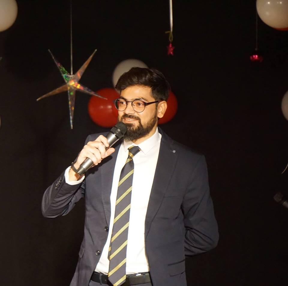 Founder and CEO–  Mr. Shiraz Imam