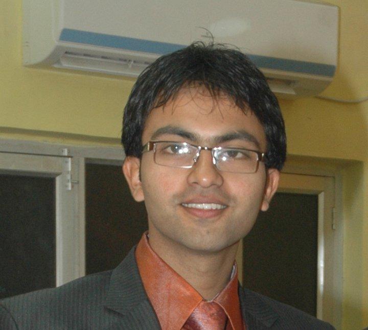 Mr. Shashank Kumar