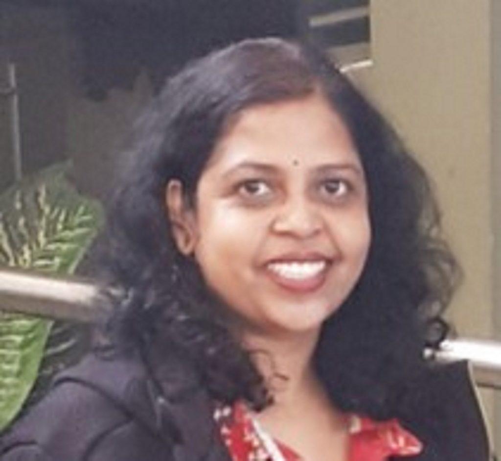 Dr. Veena K N