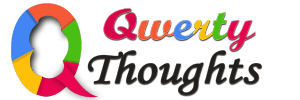 Logo. qwertythoughts