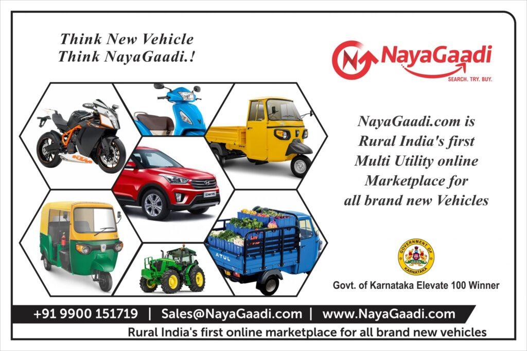 NayaGaadi.Posters
