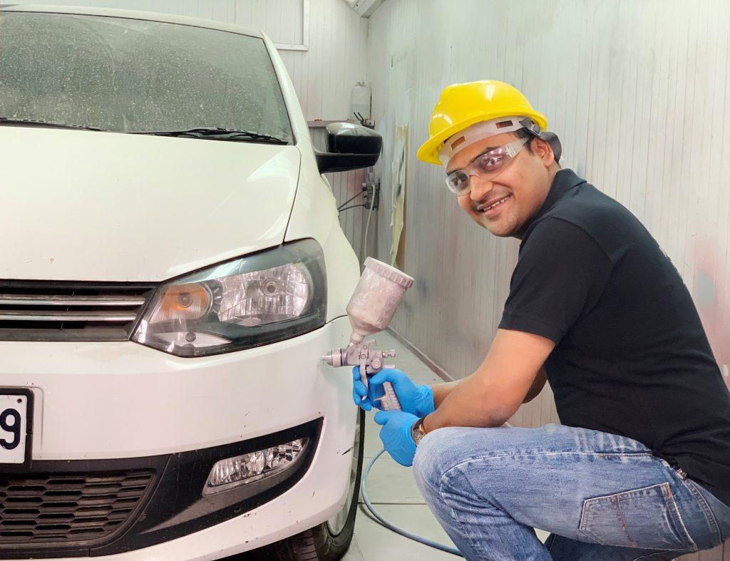 Revive Auto founder Atishay Jain 1