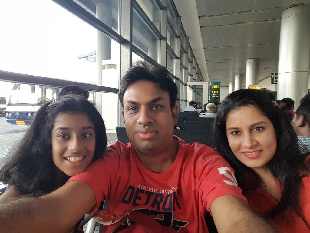 Geeky Ranjit Family