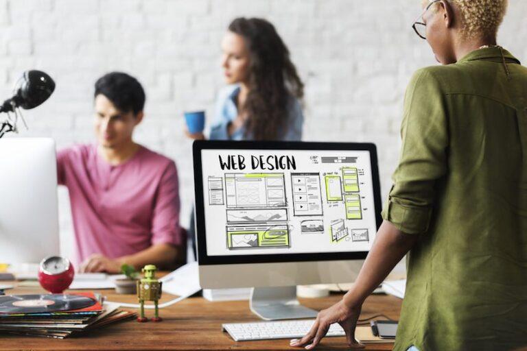 Top and Best Website Designing Companies in Dubai