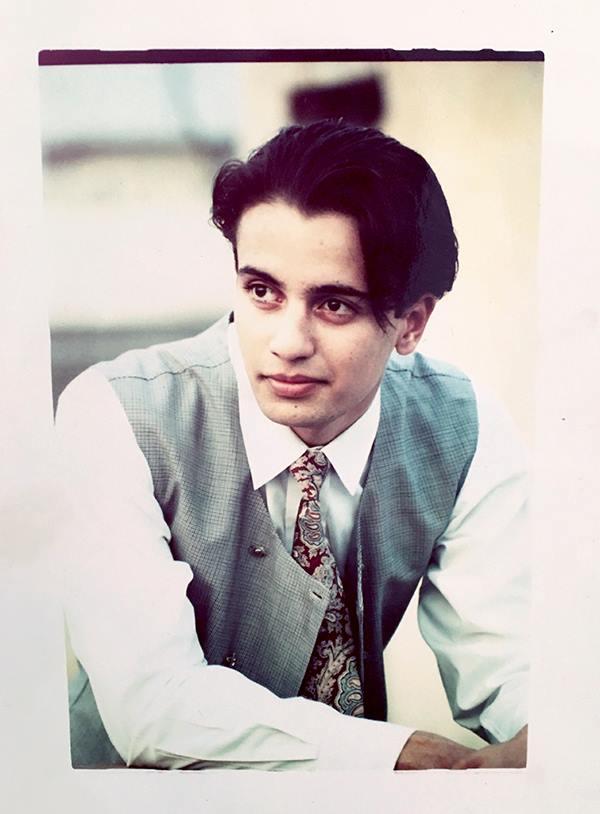 Sandeep maheshwari as a teen