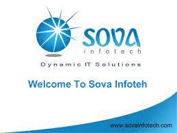 Sova Infotech.logo