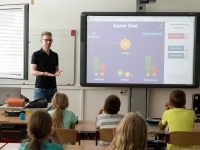 Technology in the classroom research