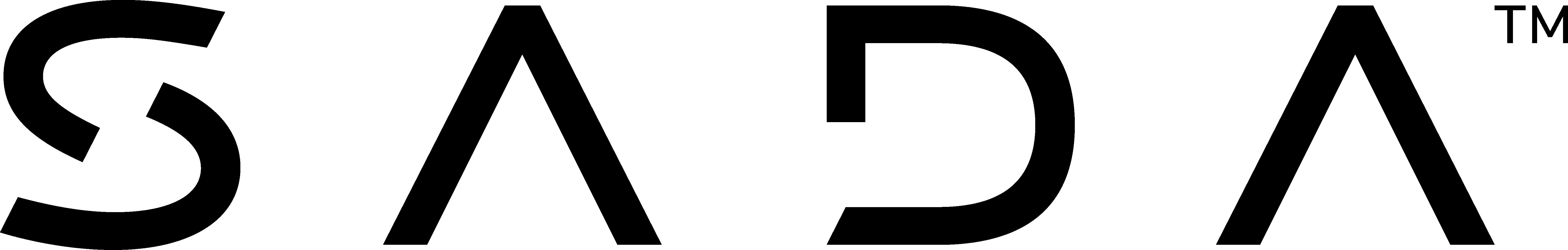 SADA logo rgb blk