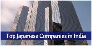TOP 10 JAPANESE COMPANIES IN INDIA
