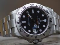 The Rolex Explorer II Celebrates Its 50th Year in 2021