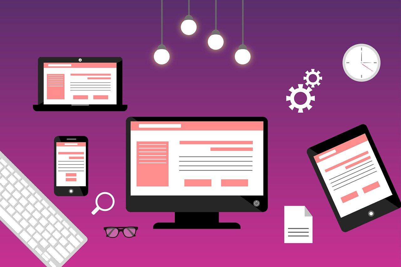 Websites building