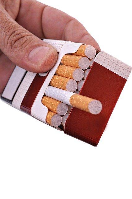 Top 10 Cigarette brands in India