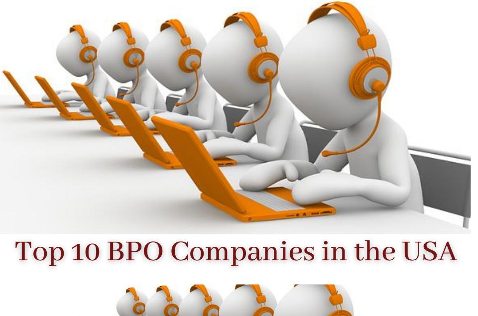 BPO Companies in the USA