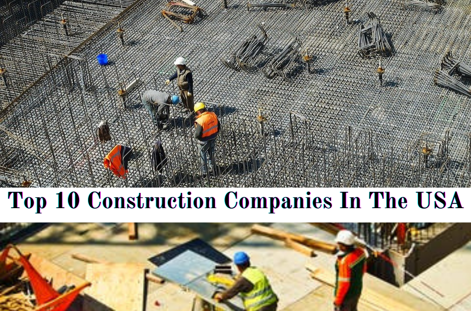 Construction Companies In The USA