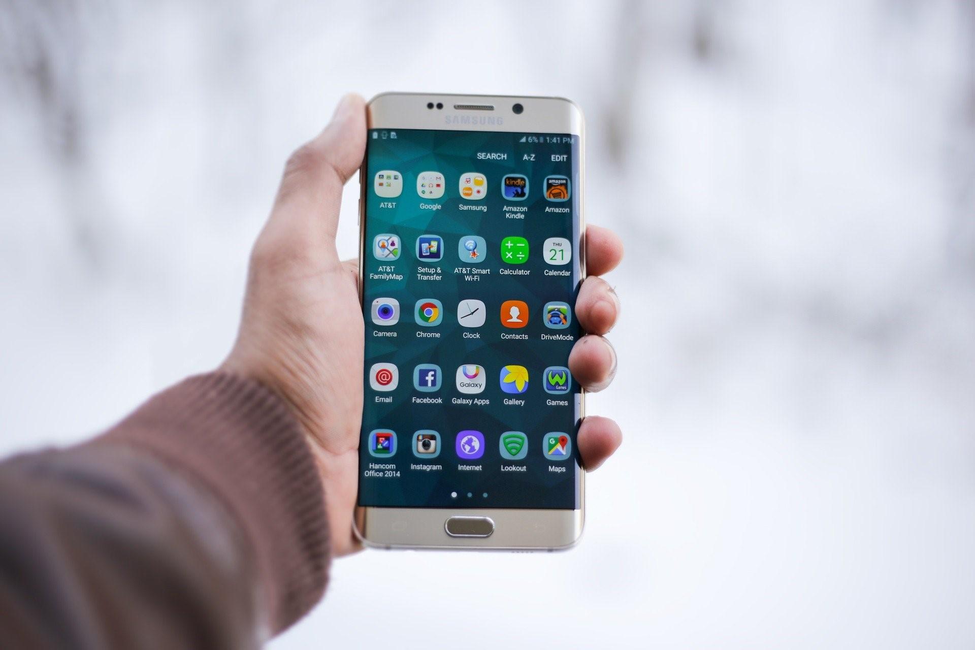 Mobile App for startup