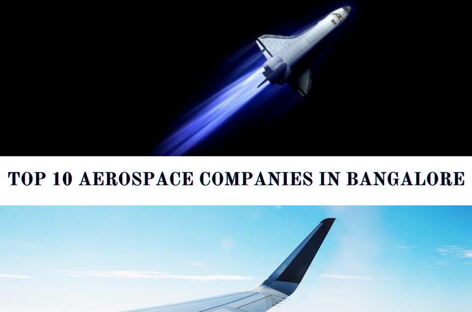 Aerospace Companies in Bangalore