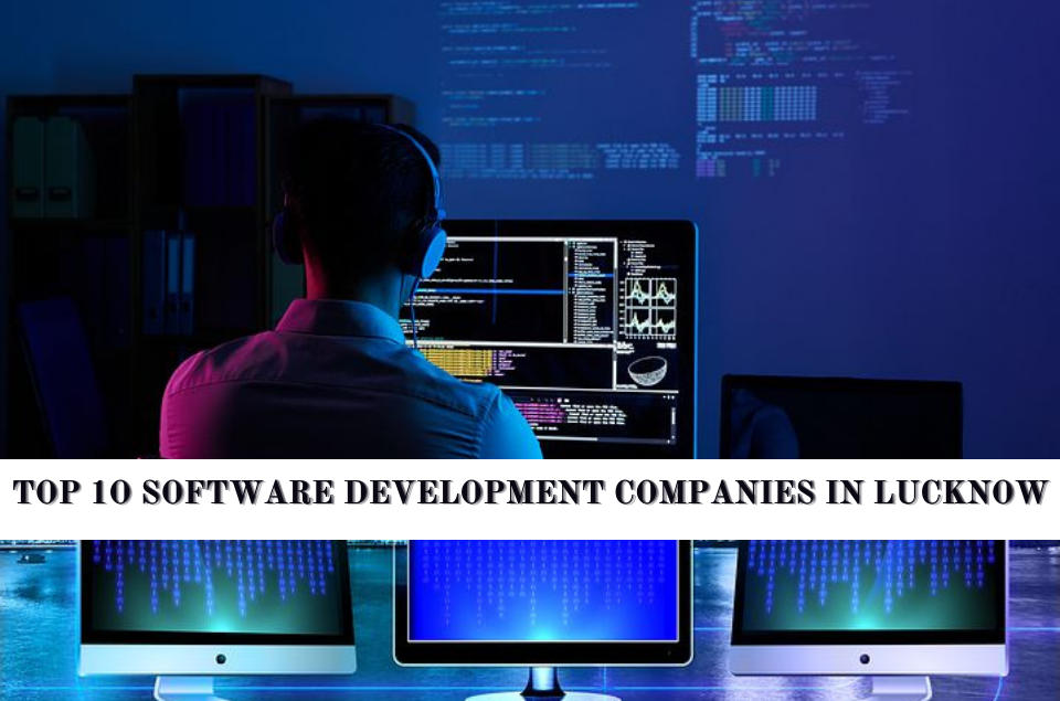 Software Development Companies in Lucknow