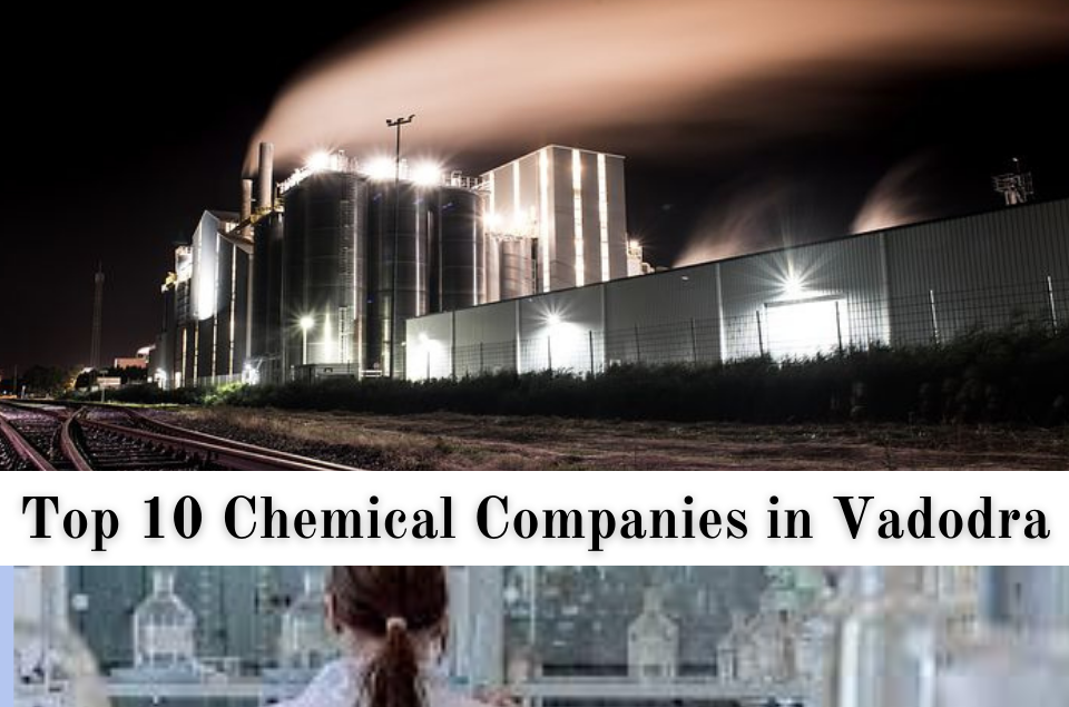 Chemical Companies in Vadodra