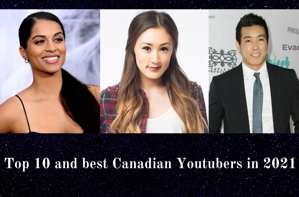 Canadian Youtubers