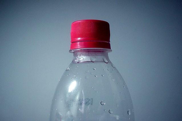 Production of plastic bottles