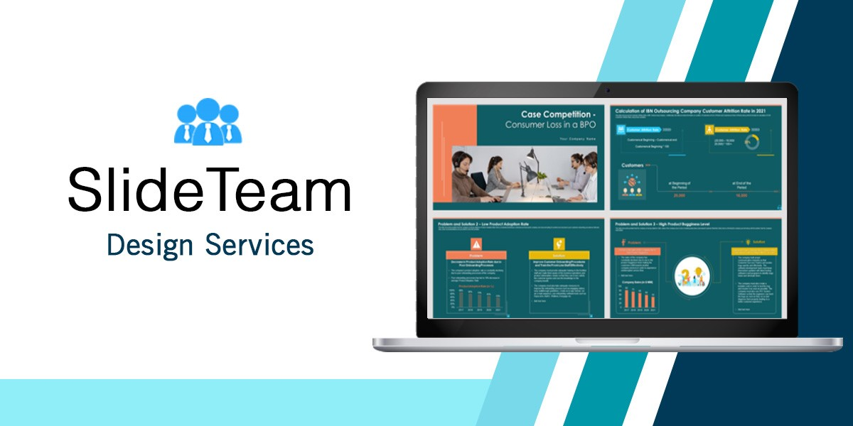 Make Stunning Business Presentations With the Help of SlideTeam's Design Services